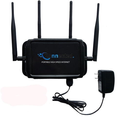 High Speed Internet Router and Cellular Modem