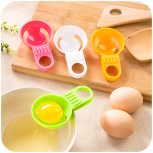 Egg Yolk and White Separator