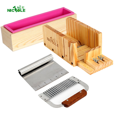 Soap Making Tool Set