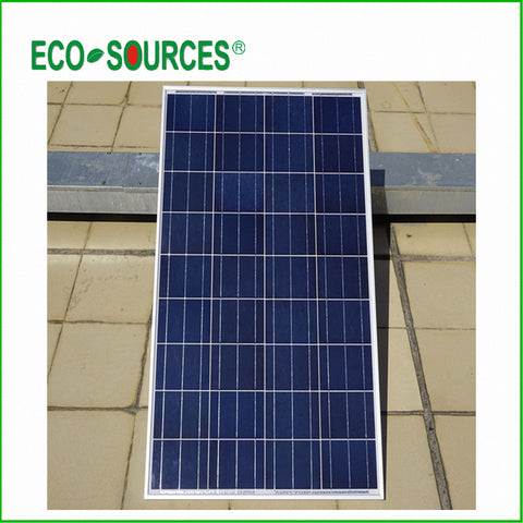100W Watts Poly Solar Panel