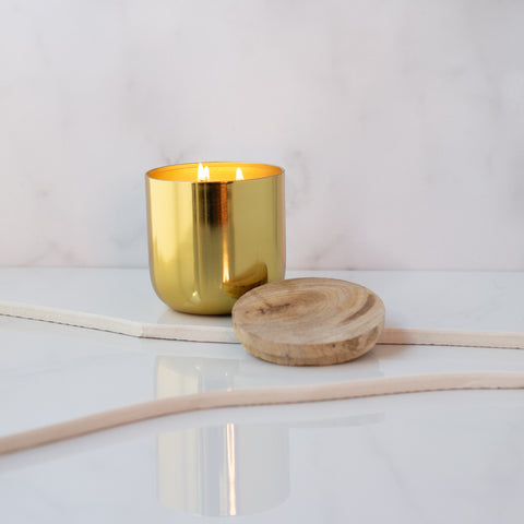 Build Your Own Candle | Gold Foundry