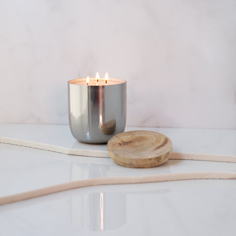 Build Your Own Candle | Silver Foundry