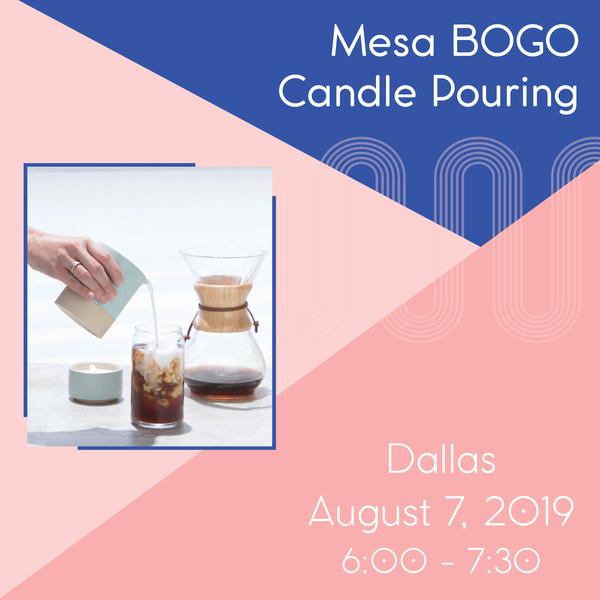 Mesa Buy One Get One Night (Dallas - Aug 7)