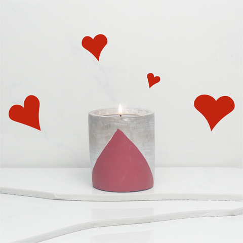 Build Your Own Candle | Red Urban