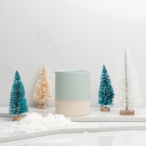 Build Your Own Candle | Holiday Mint Mesa