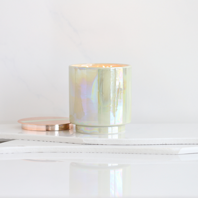 Build Your Own Candle | Mint Glow