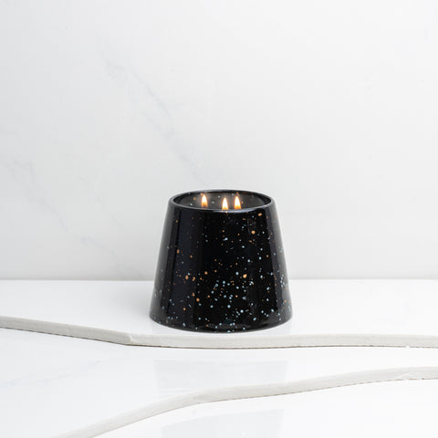 Build Your Own Candle | Black Confetti