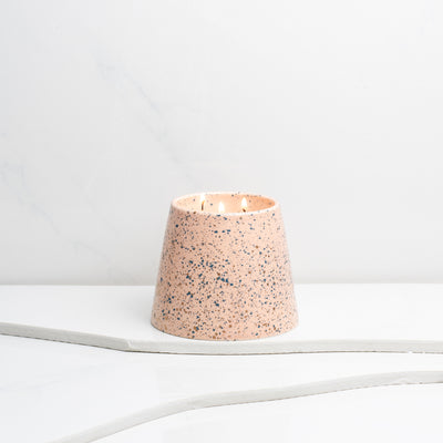 Build Your Own Candle | Pink Confetti