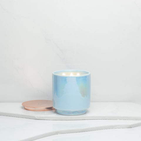 Build Your Own Candle | Blue Glow