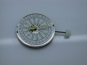 ETA 450.121 WATCH MOVEMENT - COMES TESTED WITH BATTERY 450.121