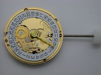 ETA 256.041 WATCH MOVEMENT - COMES TESTED WITH BATTERY 256.041
