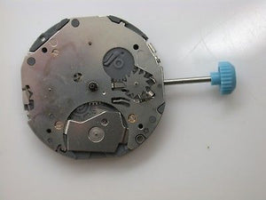 MOVEMENT MIYOTA 6P09 WATCH MOVEMENT COMES TESTED WITH NEW BATTERY
