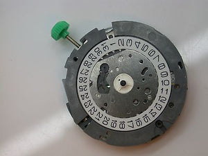 WATCH MOVEMENT 0S80 MIYOTA NEW OLD STOCK - COMES TESTED WITH BATTERY