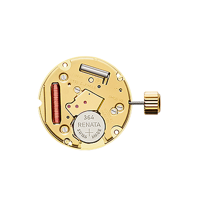 ETA F04.111.1 WATCH MOVEMENT - F04.111.1 COMES TESTED WITH NEW BATTERY
