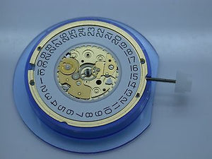 ETA 255.611 WATCH MOVEMENT - COMES TESTED WITH BATTERY 255.611