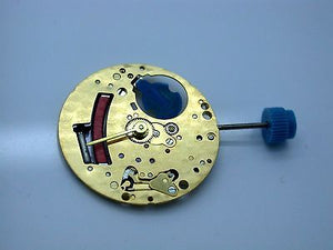 ETA 210.001 MOVADO WATCH MOVEMENT FOR PARTS AND REPAIR ONLY SOLD AS IS