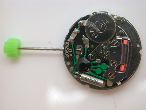 BRAND NEW WATCH MOVEMENT ISA 389 COMES TESTED WITH NEW BATTERY