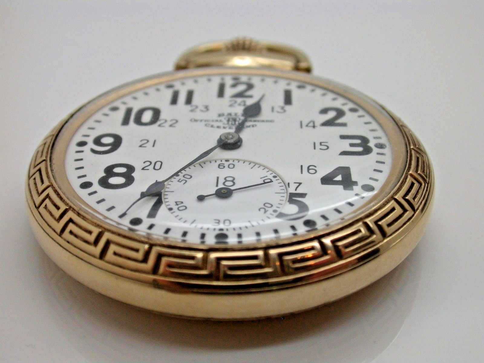 jewel size standard pocket circa official ball model watches watch products