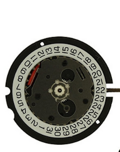 ETA 803.112 WATCH MOVEMENT - 803.112 COMES TESTED WITH NEW BATTERY H = 8 3/4