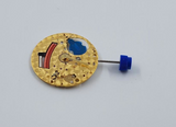 ETA 210.001 WATCH MOVEMENT - 210.001 COMES TESTED WITH BATTERY BRAND NEW