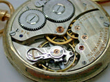 HAMILTON 12 SIZE 14K POCKET WATCH MODEL 914 MADE IN 1914 17 JEWEL - 15B