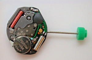 BRAND NEW WATCH MOVEMENT ISA K63 COMES TESTED WITH NEW BATTERY