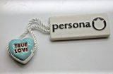 "PERSONA CHARM CANDY HEART ""TRUE LOVE"""
