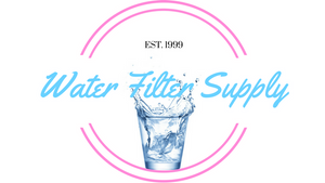 water filter supply logo