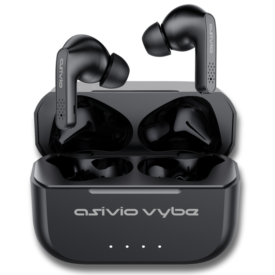 Asivio Vybe Wireless Earbuds - ASIVIO