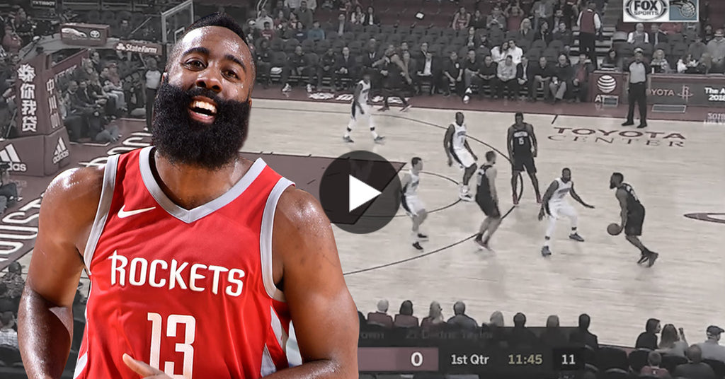 James Harden's 60-point triple-double made NBA history