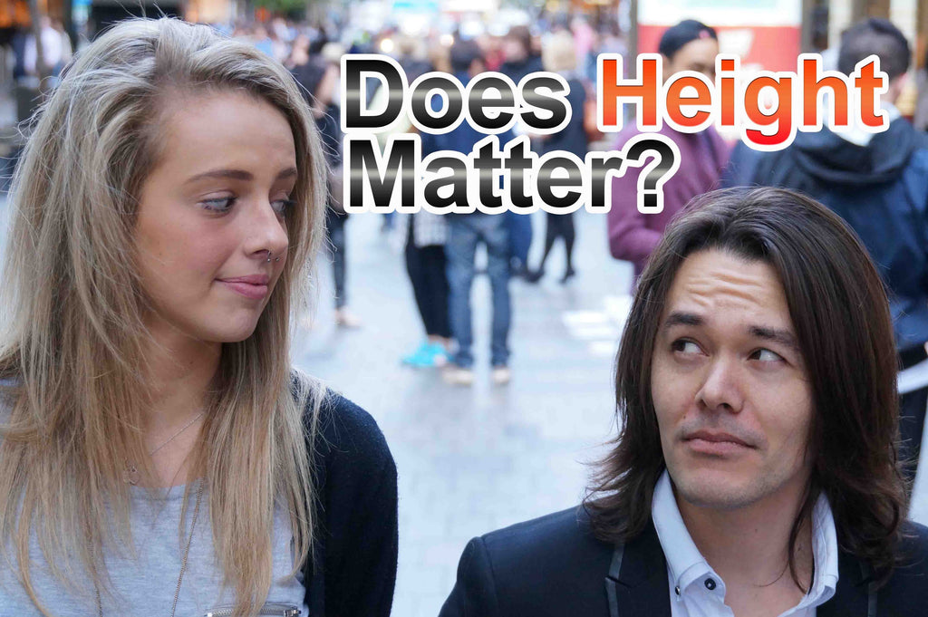 Does height matter to girls