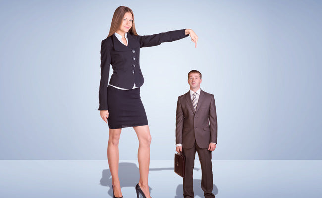 Women rate the Tallest men as the most attractive, study finds. Strength and leanness were appealing attributes, too, but height played an outsize role in the ratings of a man
