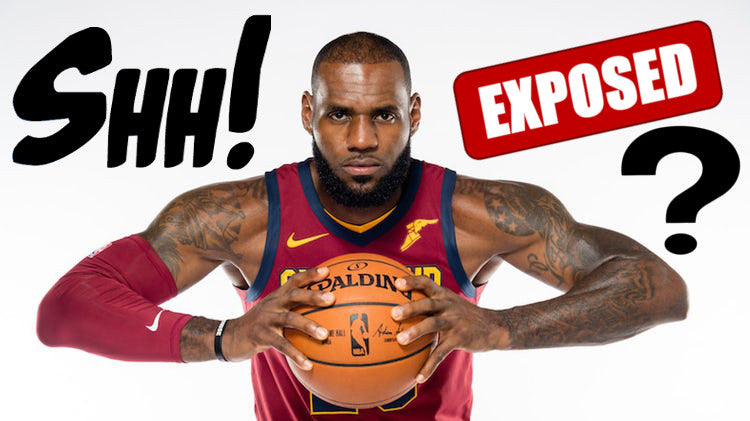 Lebron James Secret Exposed
