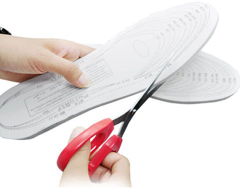 Image of memory foam shoe insoles