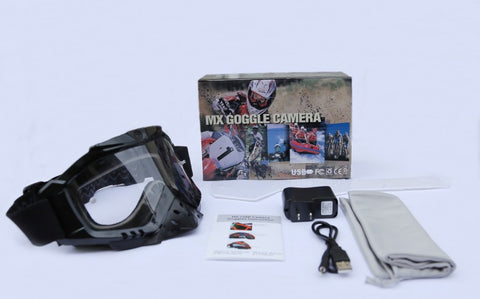 Goggles Package