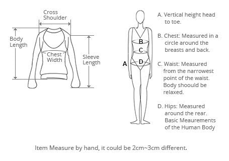 Size Measurement Chart