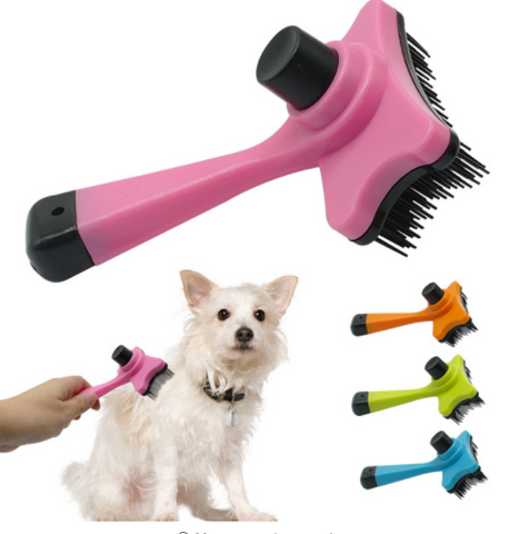 Pet Dog/Cat Self Clean Brush