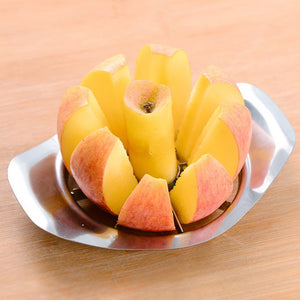 Stainless Steel Apple Corer & Slicer 5.9''x 4.33''