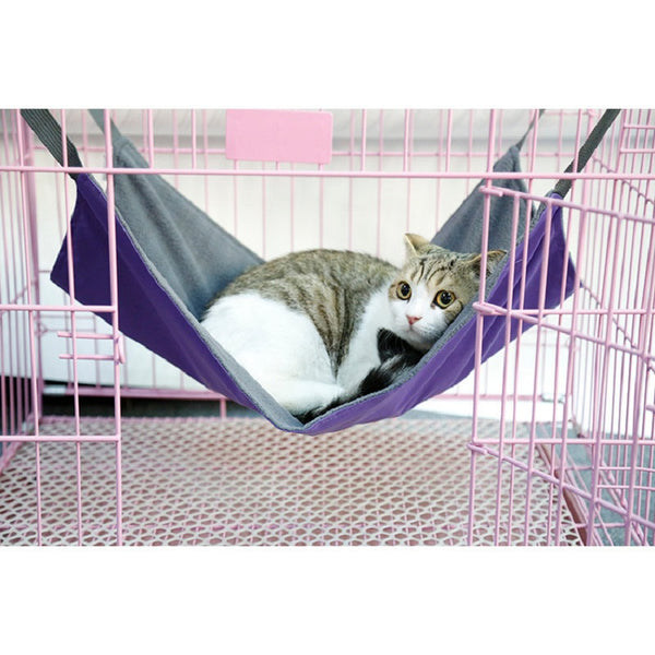 Cat/Kitten Hammock Waterproof Soft Bed