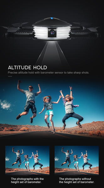 Featuring Altitude Hold Mode