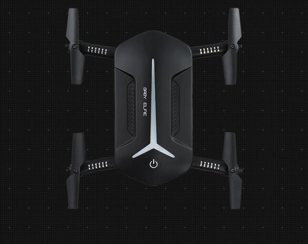 Elfie Drone, Second Generation - NEW and Improved JJRC H37 Mini Elfie Drone. Includes 5 X Batteries