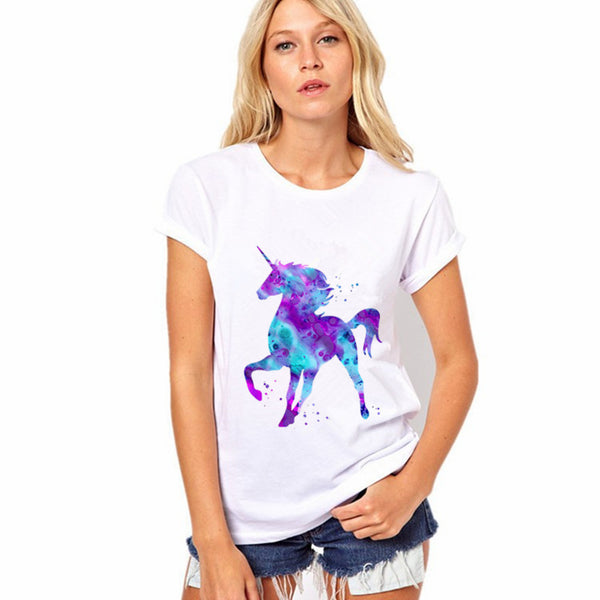 Unicorn T Shirt - Various Unicorn Designs Available