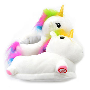 "Unicorn ""Light Up"" Slippers"