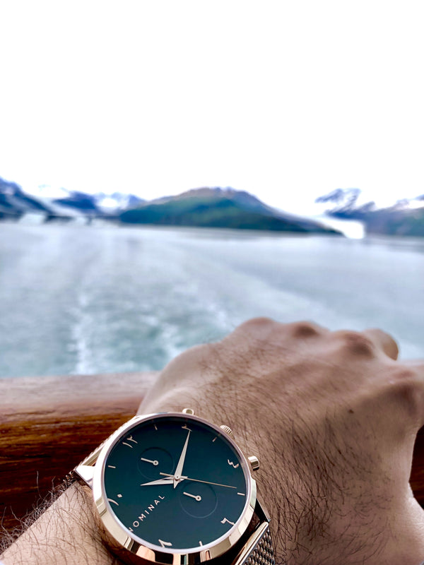 Nominal took a journey through the beautiful Alaska