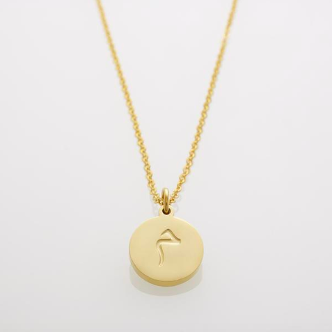 NEW | Arabic Letter Necklace