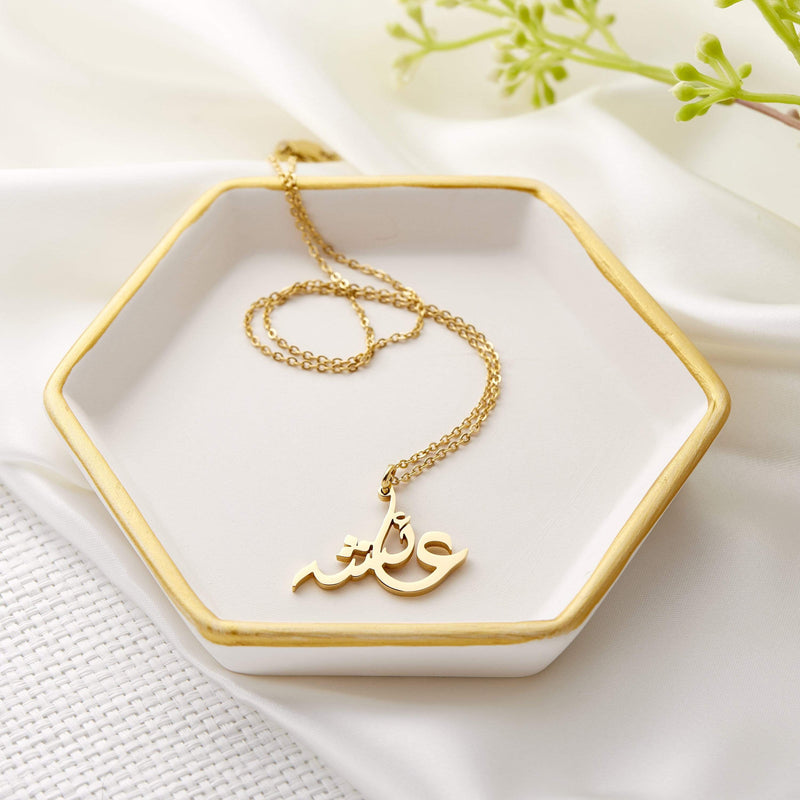 Ready Calligraphy Name Necklace - Nominal