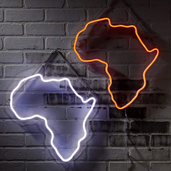 Africa Neon Sign - Nominal