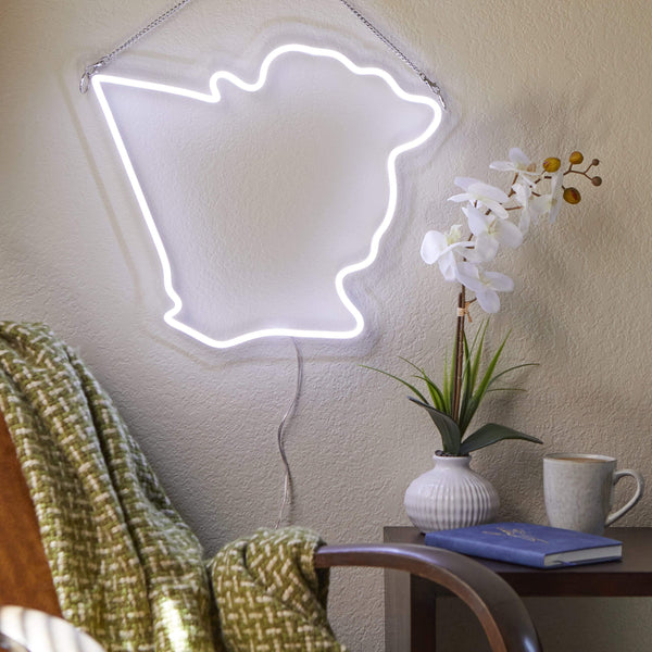 Algeria Neon Sign - Nominal