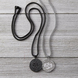 Algeria Coin Necklace | Men - Nominal