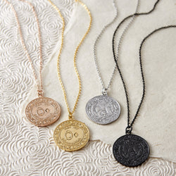 Algeria Coin Necklace | Women - Nominal